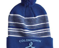 COLONTOWN pompom hat